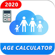 Age Calculator: Auto Count Year, Month, Week & Day